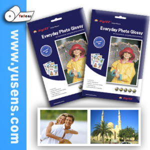 A4 220GSM Everyday Matte Inkjet Photo Paper pictures & photos
