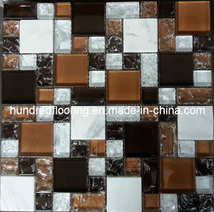 Glass & Stone Mosaic Blend (HGM286) pictures & photos