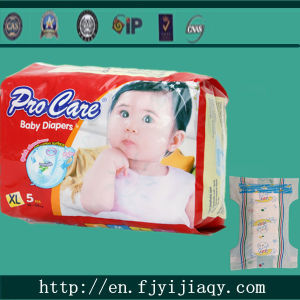 Ultra Thin Baby Diaper with Japan Sap and USA Pulp pictures & photos