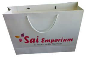 Paper Bag/Fashion Paper Bag for Clothes (YY--B0045) pictures & photos