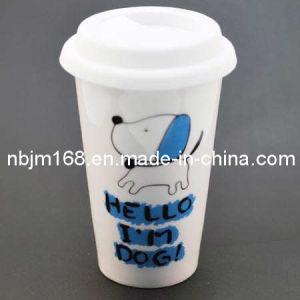 Starbuck 12oz Double Wall Ceramic Mug