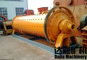 Energy Saving Mining Ball Mill pictures & photos