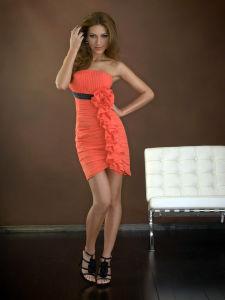 New Short 10% Discount Evening Dress (PED131)