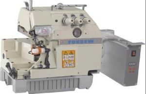 Direct Drive Overlock Sewing Machine for Work Glove pictures & photos
