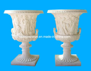Stone Urn, Marble Flowerpot, Garden Pot (VS315) pictures & photos