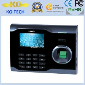 Zk Software Fingerprint Time Attendance Fingerprint Scanner (Ko-U160)