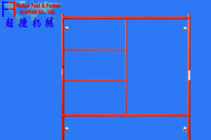 Frame Scaffold, Box Frame Scaffolding pictures & photos