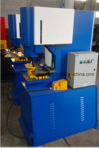 Hydraulic Punching Hole Machine (20mm & Dia. 30mm) pictures & photos