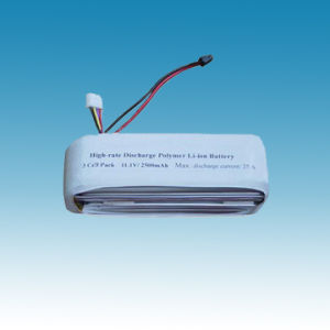 Li-ion Polymer Battery (3.7V, high discharge rate, 5C-20C) pictures & photos