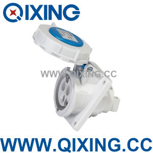 Cee/IEC 16A 3p IP67 Industrial Socket (QX1475) pictures & photos