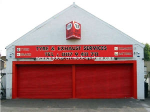 Commercial Roller Door (CRSD-003)