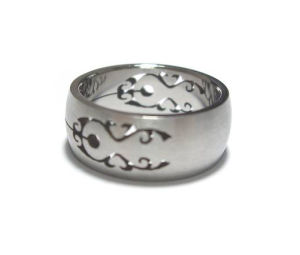 Fashion Stainless Steel Ring---SGR705037