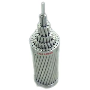 Turkey ACSR Aluminum Conductor ASTM B 232 Cable pictures & photos