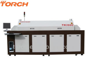 6heating Zone Leadfree Reflow Oven Tn360c (TORCH) pictures & photos