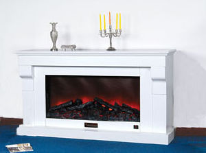 Electric Fireplace(LXM-58) pictures & photos