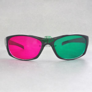 Plastic Green Magenta 3D Glasses (SN3D 043P2)