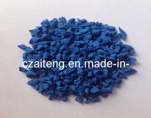 EPDM Granule (JTXD-1104 Dark blue) pictures & photos