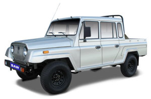 BAW Zhanqi 4WD Double Cab Truck (BJ2032HKD32)