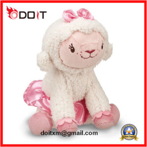 Cheap Customized Unstuffed Animal Skin Lambie Plush Toys pictures & photos