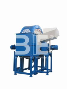 Two Shaft Shredder/Tire Recycling Shredder/Tire Shredder/ Plastic Recycling Machine pictures & photos