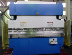 CNC Hydraulic Press Brake (WC67K Series) pictures & photos