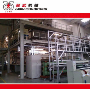 Jw-Ss Spunbond Non-Woven Production Line with Steel Platform pictures & photos