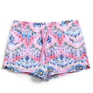 Factory OEM Ladies Bikini Swimwear Shorts Tankini Swim Suit Shorts pictures & photos
