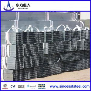 Rectangular Steel Pipe/Steel Pipe pictures & photos