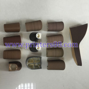Pad Printing Machine on Shoe Heels pictures & photos
