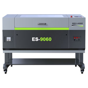 Stable CO2 Laser Cutting and Graving Machine Es-9060 pictures & photos
