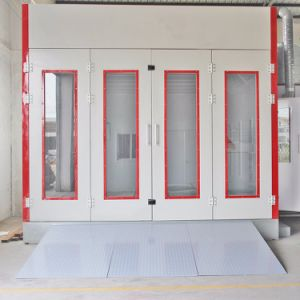 Spray Painting Room Painting Chamber with Ce pictures & photos
