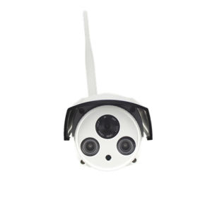 Waterproof IR Bullet IP Camera for Home Alarm System pictures & photos