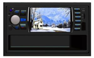 Wholesale 1 DIN Deckless Car Viedio/MP5/MP4/MP3 Player with Bluetooth and Rearview pictures & photos