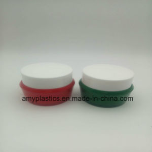 High Quality Acrylic Cream Jar with Lid pictures & photos