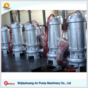Stainless Steel Centrifugal Submersible Sewage Pump pictures & photos