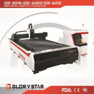 CNC Fiber Laser Cutter Machine for Thin Aluminum pictures & photos