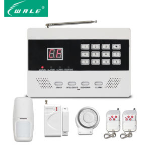 PSTN Intelligent Home Prompt Alarm System with 99 Zones pictures & photos