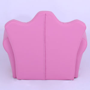 Luxury House Modern Home Kids Furniture/Children Sofa with Ottoman (SXBB-17-02) pictures & photos