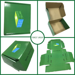 Glossy Surface Custom Printing Corrugated Mailing Box pictures & photos