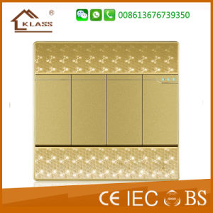 High-Quality Hot Sale of Hotel Electric Wall Switches pictures & photos