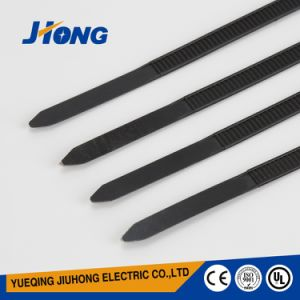 9 X 750mm Nylon Plastic Black Cable Ties pictures & photos