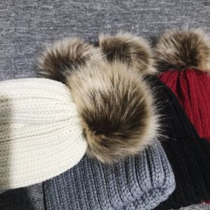 Fake Racoon Fur Ball Fur POM POM Balls for Hat pictures & photos