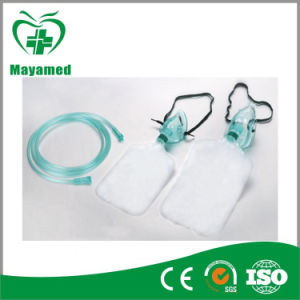 First-Aid Oxygen Mask with Reservoir Bag pictures & photos