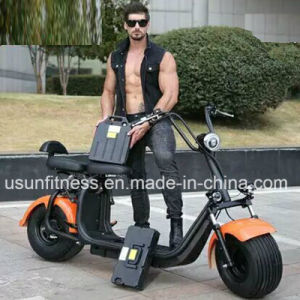 2018 Electric Scooter City Coco Motorcycle with Two Remove Battery pictures & photos