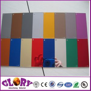 Anti-Stratch Wall Acrylic Mirror Sheet for Advertising Sign pictures & photos