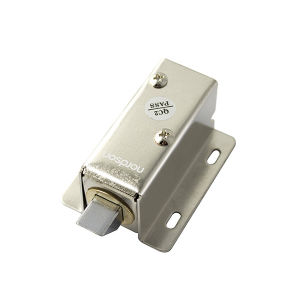 Easy to Installation DC12V/24V Mini Electronic Cabinet Drawer Lock with Ce RoHS pictures & photos