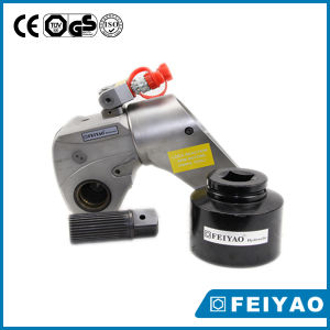 (FY-XLCT) Series Low Profile Hydraulic Hexagon Torque Wrench with High Quality pictures & photos