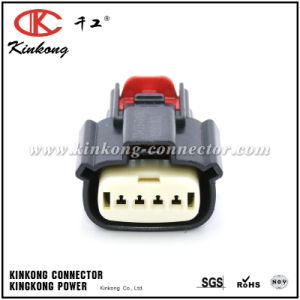 China 4 Pin Automotive Waterproof Connector pictures & photos