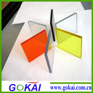 Double Sided Color 3mm PMMA Acrylic Sheet Price pictures & photos