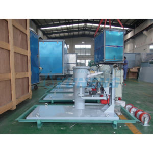 Simple Operation Turbine Oil Purification Plant pictures & photos